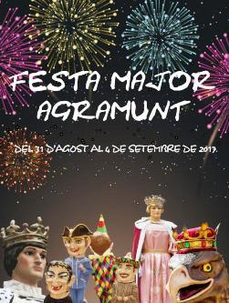 Festa Major d'estiu a Agramunt